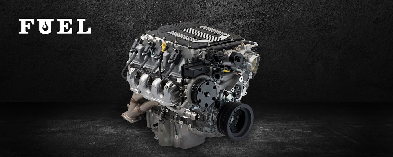 Chevrolet Performance Fuel Newsletter Features The Most Popular LT Crate Engine From Last Year, The LT4.