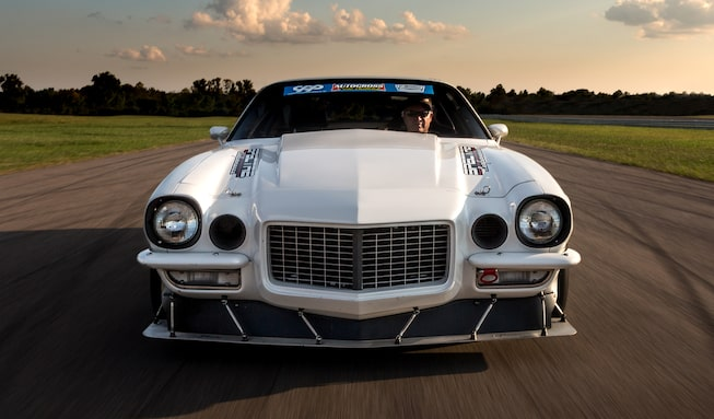 Brian Finch's Pro-Touring Gen 2 Camaro. See What You're Missing At Chevrolet Performance