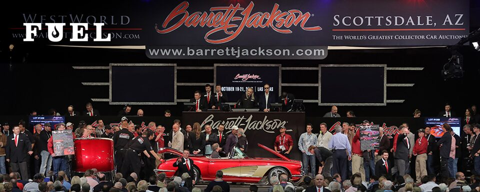 Chevrolet Performance Fuel Newsletter Features The 2017 Top Grossing Chevy Collector Cars From Barret-Jackson.