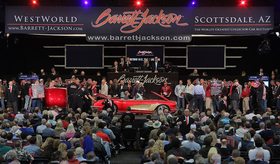 Chevrolet Performance Features  The Top 10  Highest Grossing Chevy's From the 2017 Barret - Jackson Collector Car Auctions. See What You're  Missing.