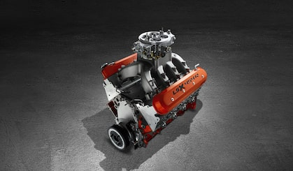 LSX454R LS Crate Engine from Chevrolet Performance