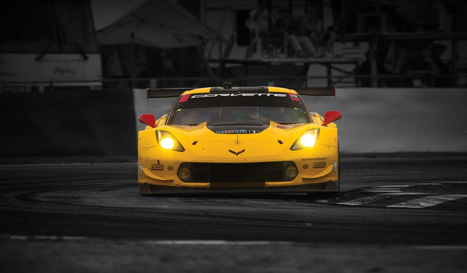 Corvette C7 Racing at Sebring International Raceway