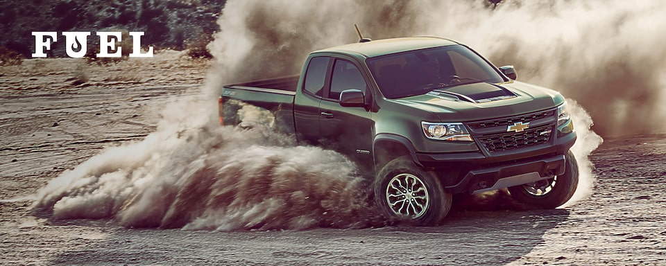 Chevy Colorado ZR2 Off-Road Truck masthead