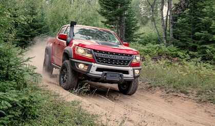 Chevrolet Performance Featured Car Of The Month Is The New Off-Road Ready Colorado ZR2 Bison.