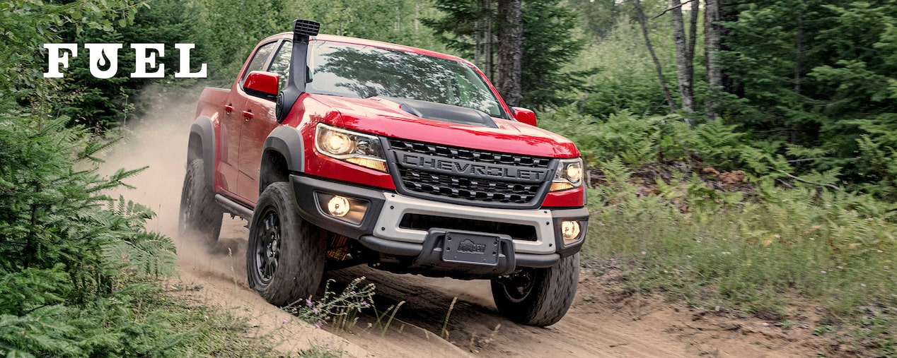Chevrolet Performance Fuel Newsletter Features The New Off-Road Ready Chevy Colorado ZR2 Bison.