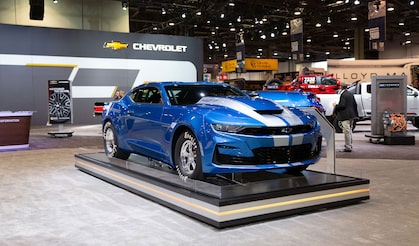 Chevrolet Performance Featured Event Highlights A Behind The Scene Look At SEMA And 50th Anniversary Of The COPO Camaro.