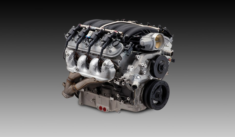 Chevrolet Performance Fuel Newsletter features the LS7 Crate Engine available at a reduced price.
