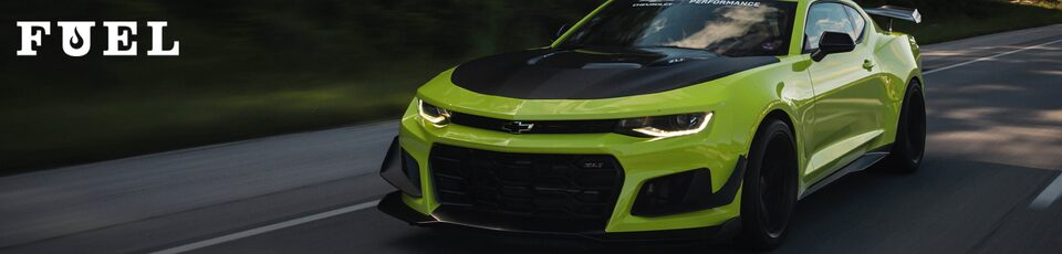 Chevrolet Gen 6 Camaro ZL1 Performance Edition Front Angle View