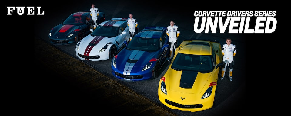 Chevrolet Performance Fuel Newsletter Unveils The Corvette Drivers Series