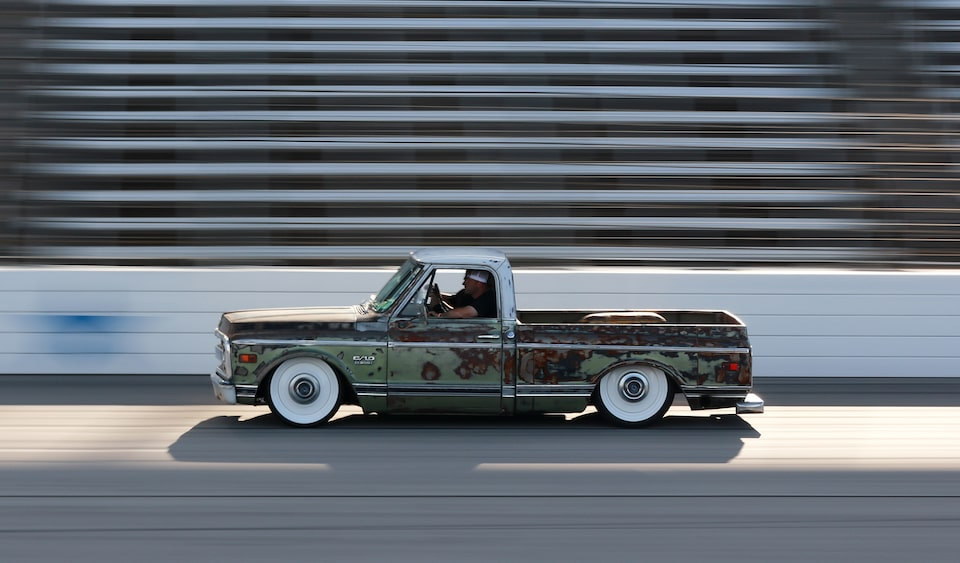 Chevrolet Performance Fuel Newsletter features the 2019 C10 Nationals Truck Show