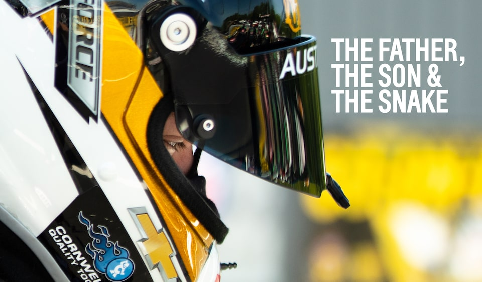 Chevrolet Performance Fuel Newsletter highlights Top Fuel Rookie Austin Prock