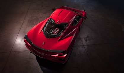 Chevrolet Performance Fuel Newsletter features the 2020 C8 Corvette Stingray Launch Video