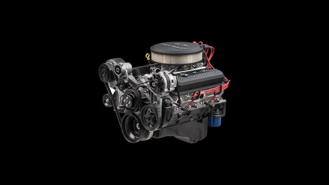 Chevrolet Performance ZZ6 EFI Turn-Key Small-Block Crate Engine Part No. 19368150