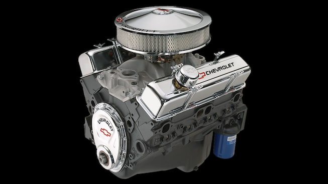 350  290 Hp Small Block Crate Engine