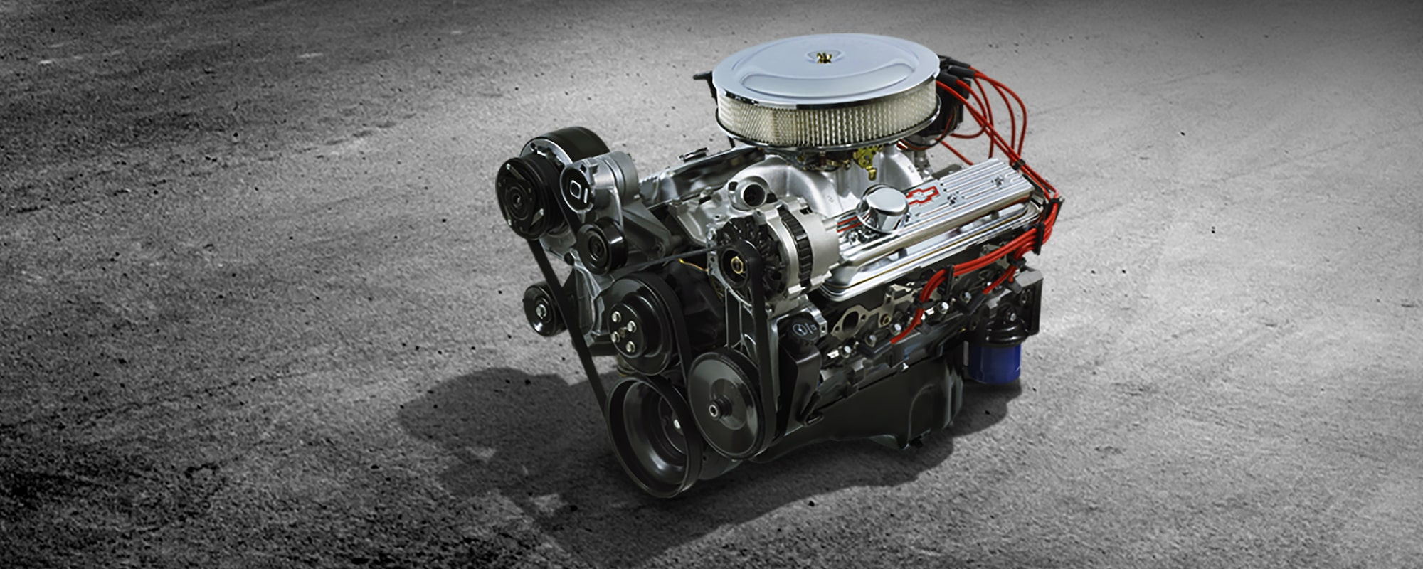 350 ho small block crate engine chevrolet performance rh chevrolet com