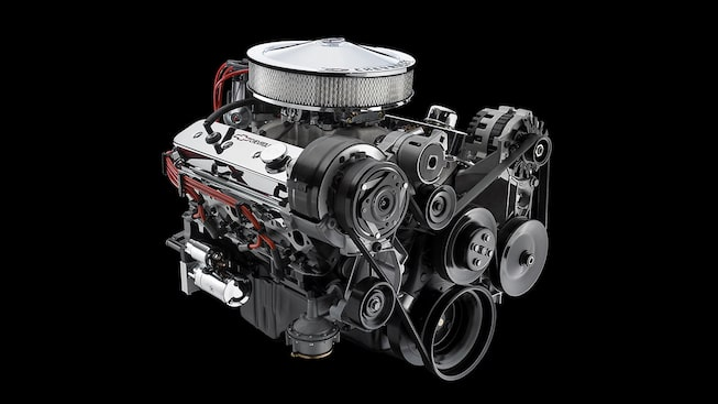350 HO Small Block Crate Engine | Chevrolet Performance