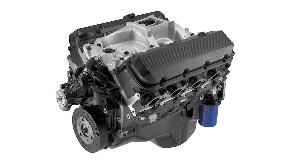 454 HO Big Block Crate Engine: 12568774 | Performance