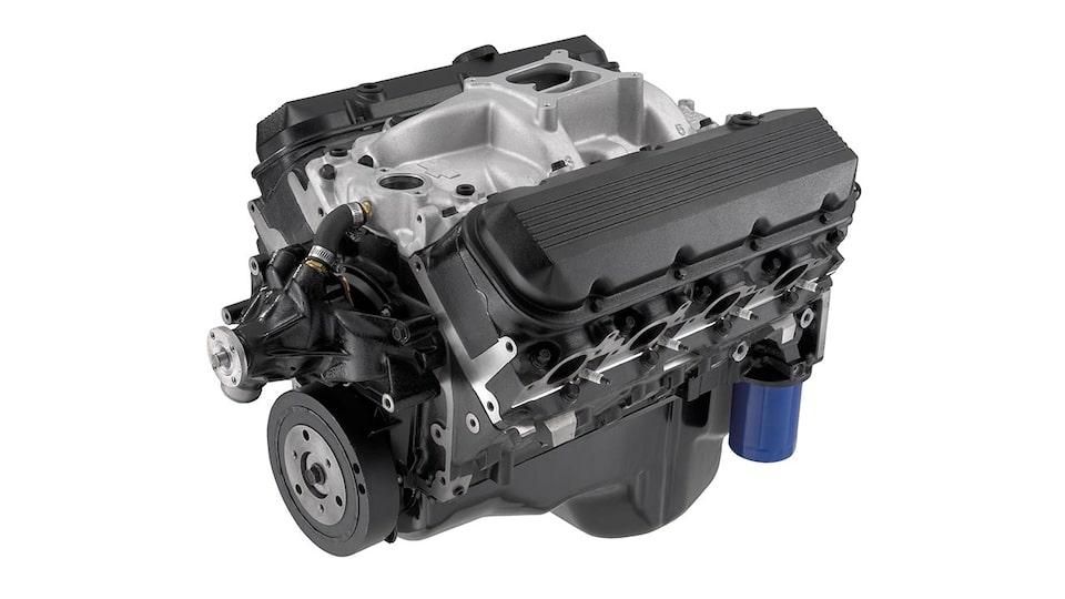 502 Ho Big Block Crate Engine 12568778 Performance
