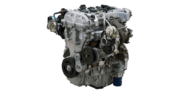 Chevrolet Performance 272-HP LTG 2.0L Turbocharged Crate Engine Part No. 19328837