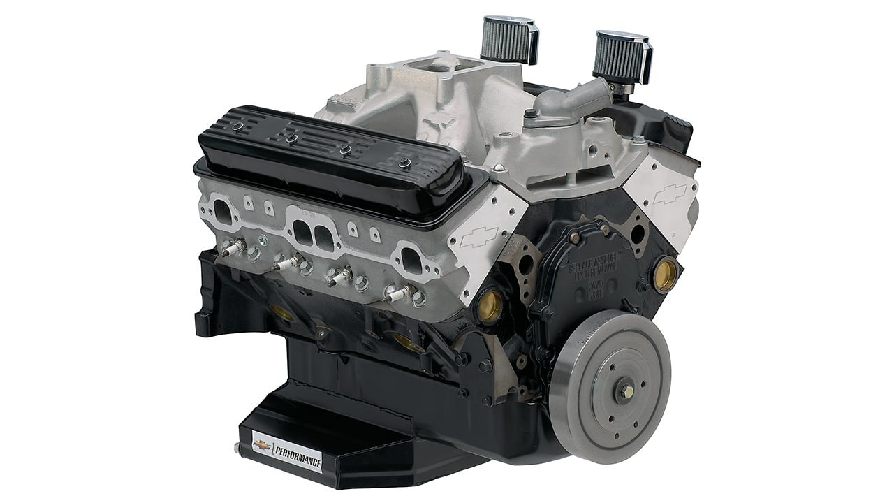CT 400 Circle Track Crate Engine | Chevrolet Performance