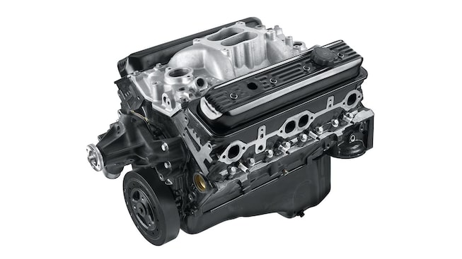 Ht383 small block crate engine chevrolet performance ht383 tech specs malvernweather Image collections