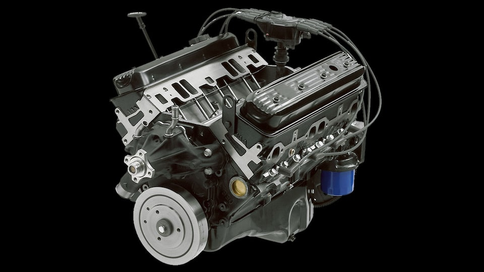 [DVZP_7254]   HT383E Small Block Crate Engine: 19355721 | Performance | Chevy V6 Engine Parts Diagram |  | Chevy