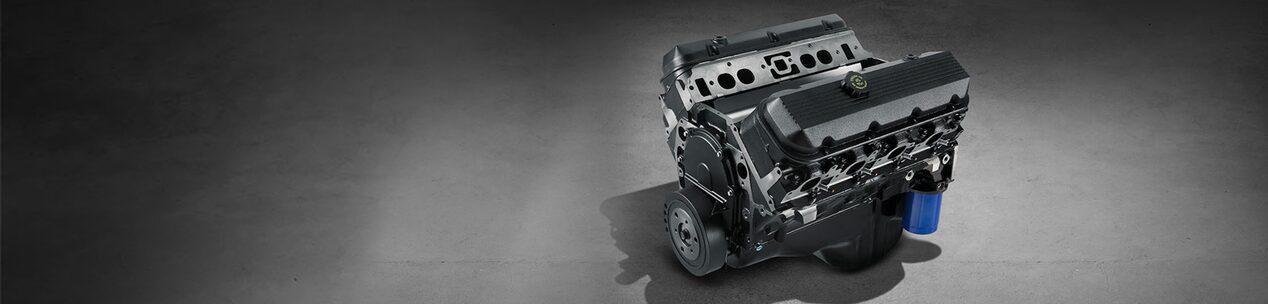 HT502 Big Block Crate Engine   Chevrolet Performance