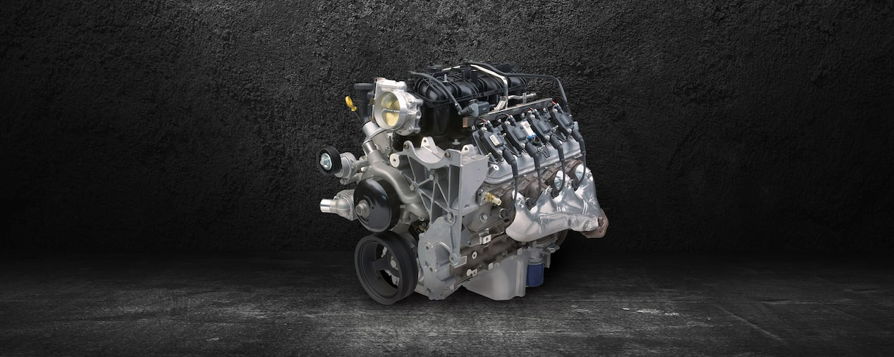 L96 6.0L Crate Engine - 12677741 | Chevrolet Performance