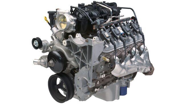 L96 6 0l Crate Engine 12677741 Chevrolet Performance