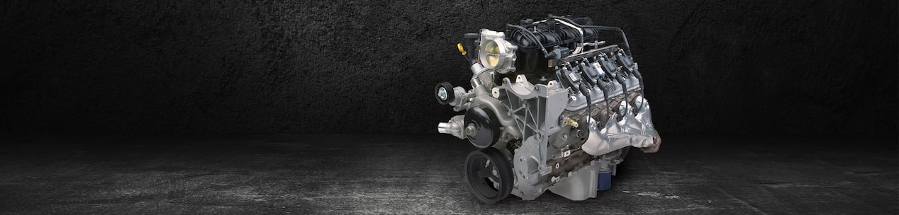 L96 6 0L Crate Engine - 12677741 | Chevrolet Performance