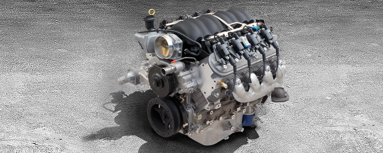 Ls3 Crate Engine Race Engine Chevrolet Performance