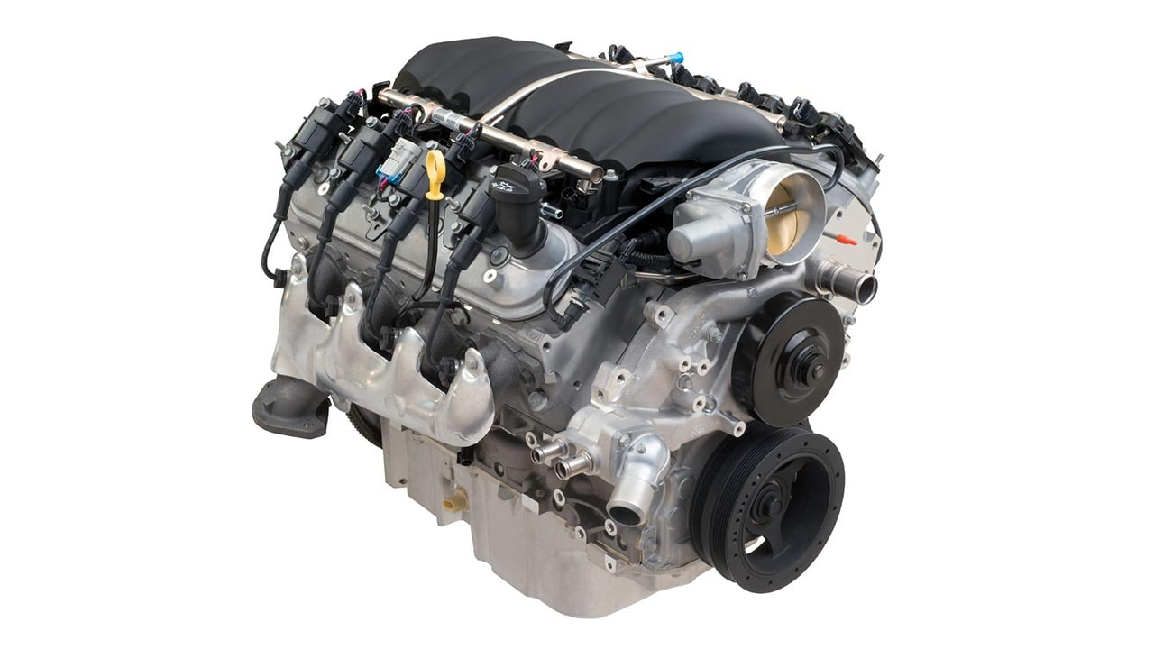 ls3 crate engine race engine chevrolet performance rh chevrolet com 350 Small Block Chevy Engine Diagram Chevy LS3 Engine
