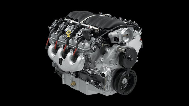 LS 376/480 Crate Engine - Race Engine   Chevrolet Performance