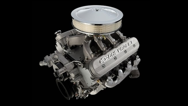LS 376/515 Crate Engine - Race Engine | Chevrolet Performance