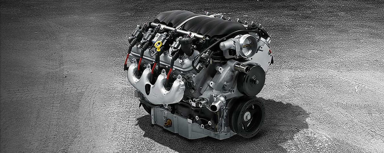 LS 376/525 Crate Engine - Race Engine | Chevrolet Performance