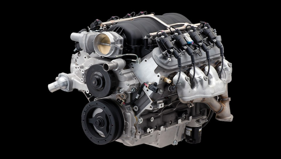 Chevrolet Performance L5427-570 LS Crate Engine