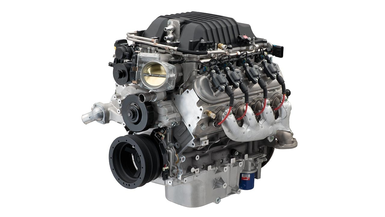 Lsa Crate Engine Race Chevrolet Performance