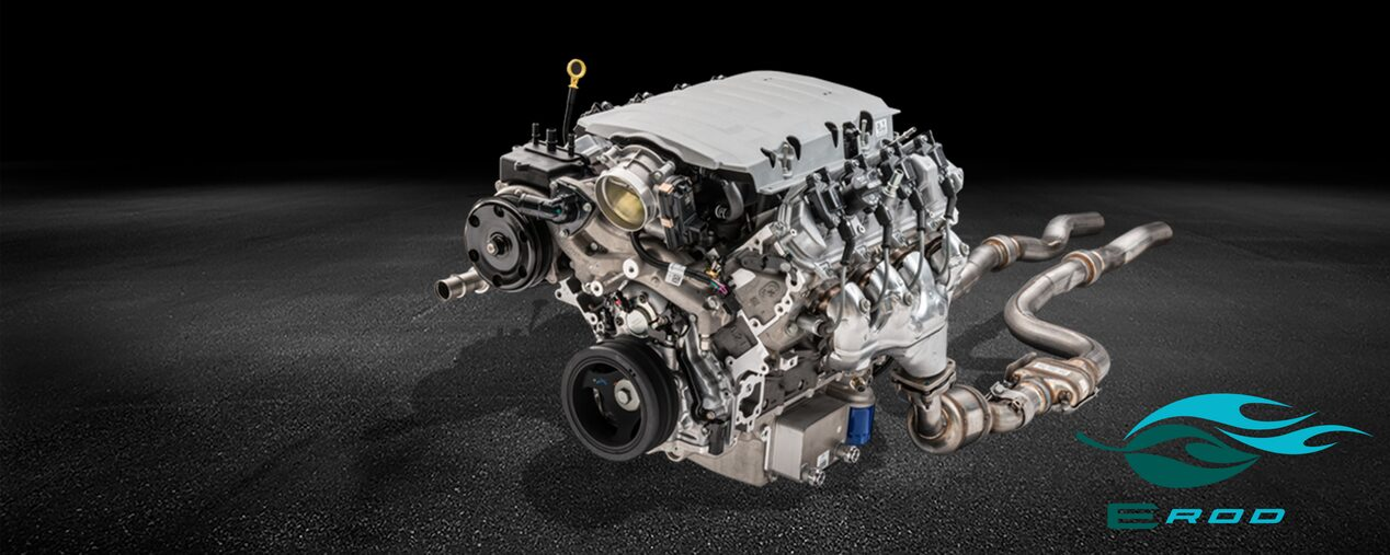 E-ROD LT1 Small Block Crate Engine | Chevrolet Performance