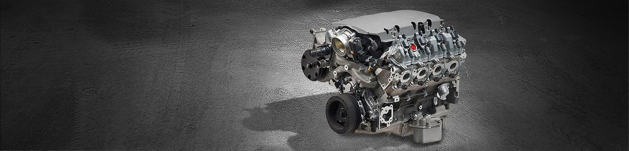 LT376/535 Crate Engine | Chevrolet Performance