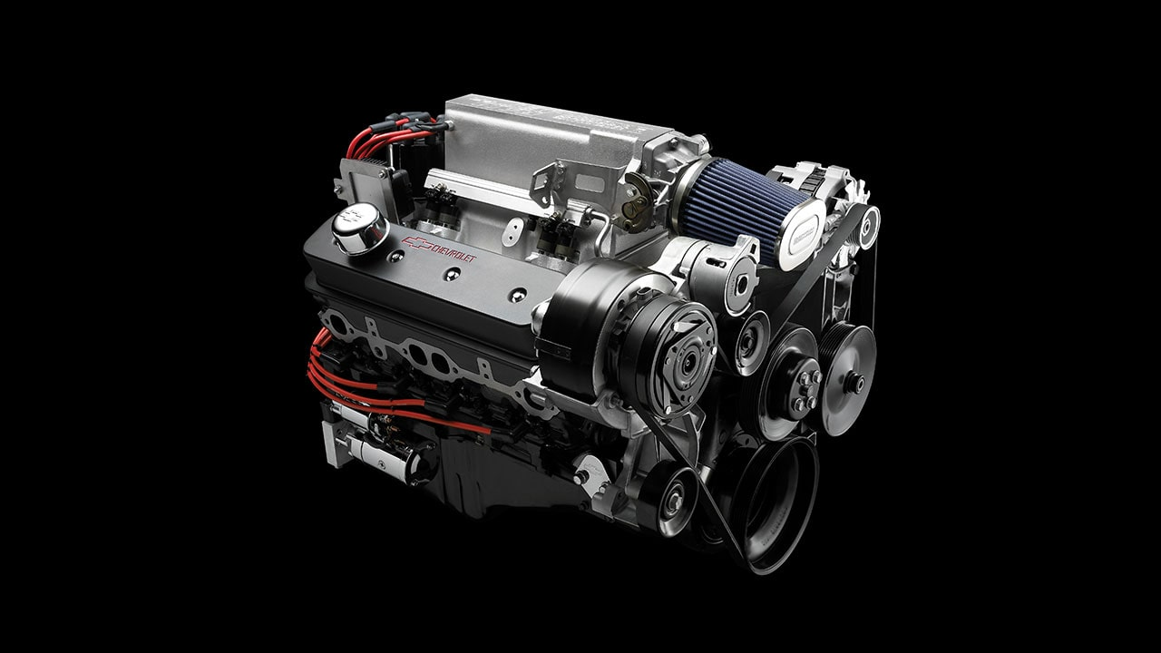 ram jet 350 small block crate engine chevrolet performance] coil wiring diagram 73 chevy 350 an updated classic
