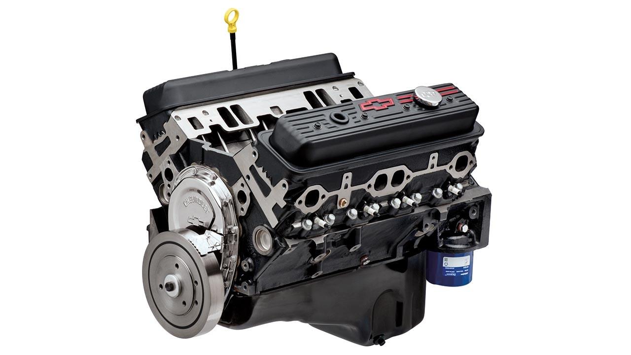 SP 350/357 Base Engine   Chevrolet Performance