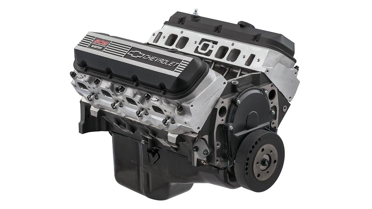 ZZ502 Base Big Block Crate Engine | Chevrolet Performance