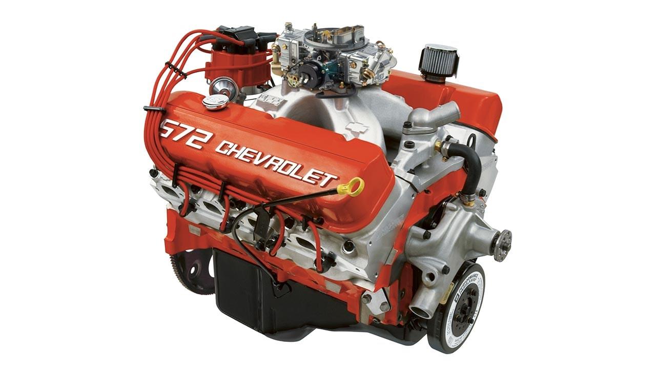 ZZ 572/620 Big Block Crate Engine | Chevrolet Performance