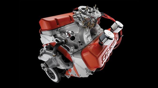 Zz 572720r Big Block Crate Engine Chevrolet Performance