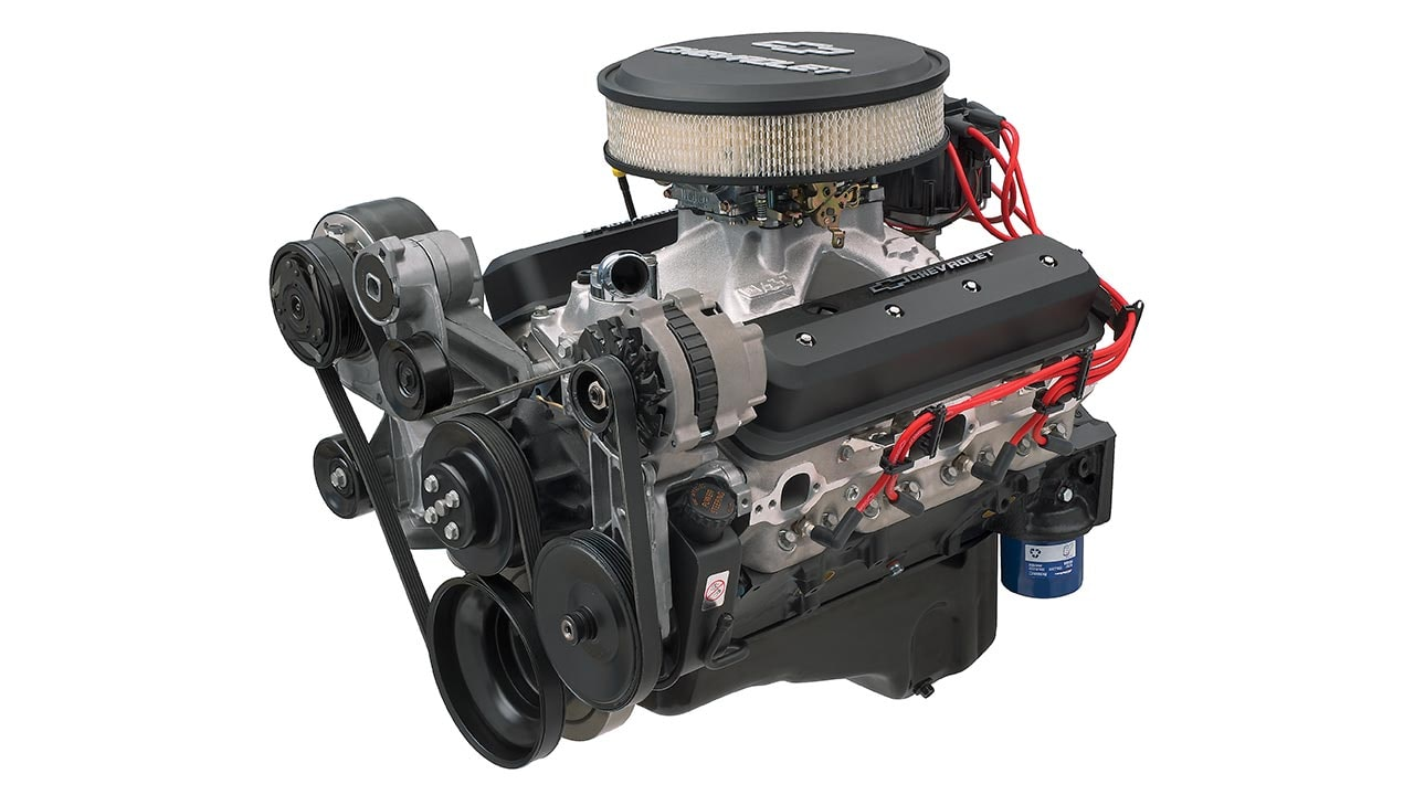 ZZ6 Turn-Key Small Block Crate Engine | Chevrolet Performance