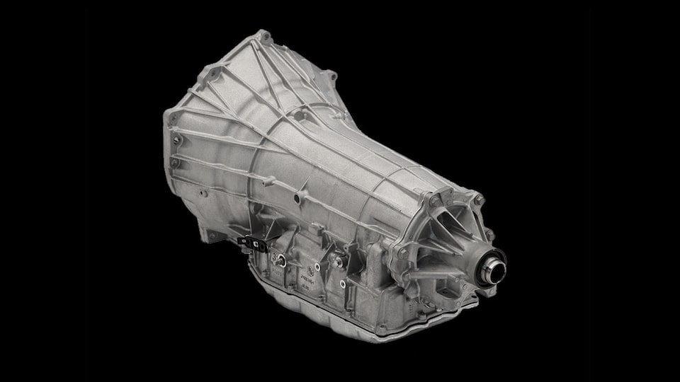 Chevrolet Performance 8L90-E 8-Speed Automatic Transmission