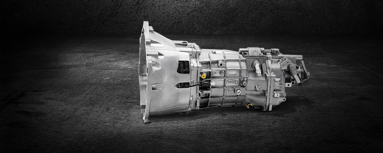 MG9 TR6060: 6-Speed Performance Transmission | Chevrolet Performance