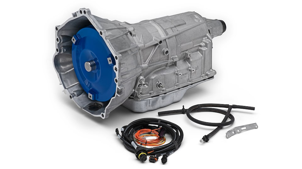 Chevrolet Performance 6L80-E 6-Speed Automatic Transmission