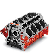 Chevy Performance LS LT Blocks and Components