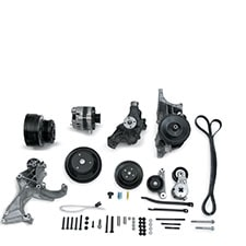 Chevy Performance Small Block Accessory Drive Systems